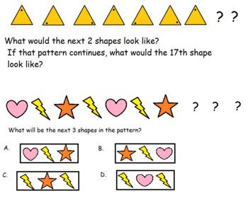 4th Grade Math Visual Lesson Plans: Operations and Algebraic Thinking Pack