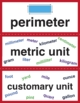 4th Grade Math Vocabulary