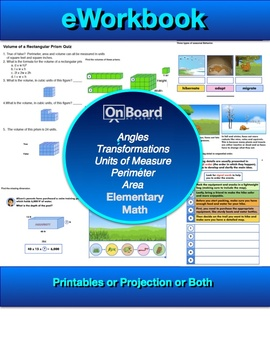 4th Grade Math Volume 5