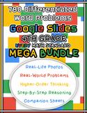 4th Grade Math Word Problems MEGA BUNDLE (780 Word Problems!)