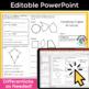 4th Grade Math Written Response Tri-Folds - 4.G.1 - 4.G.3