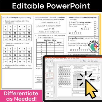 4th Grade Measurement, Area & Perimeter, Measure Angles  - 4.MD.1 - 4.MD.7