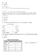 4th Grade Math and ELA Comprehensive Test