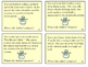 4th Grade Math and Literacy Christmas Task Cards