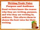 4th Grade McGraw-Hill Reading Wonders Concept Focus Wall Unit 3 Week 5