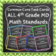 4th Grade Measurement & Data Math Bundle: 4th Grade MD Curriculum MEGA Bundle