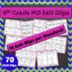 4th Grade Measurement & Data Math Bundle: 4th Grade MD Rev