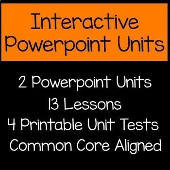 Customary and Metric Measurement Math Unit 4th Grade Common Core Bundle