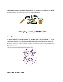 4th Grade Measurement Resources
