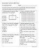 4th Grade Measurement and Data Assessment, Practice, or Ta