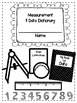 Measurement and Data Vocabulary Cards! Interactive! Defini