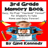 3rd Grade Memory Book (Yearbook)