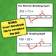 4th Grade Mental Math Strategies for Addition and Subtraction QR Code Task Cards