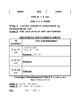 4th Grade Module 2 Lesson 2 Lesson & HW-Converting Units of Measurement