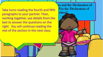 4th Grade Module 3B Unit 1 Lessons 7-11 Engage NY