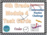 4th Grade Module 4 Task Cards - Editable