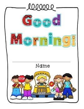 4th Grade Morning Work - 2nd Semester