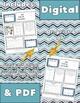 4th Grade Morning Work: January {Digital & PDF Included}