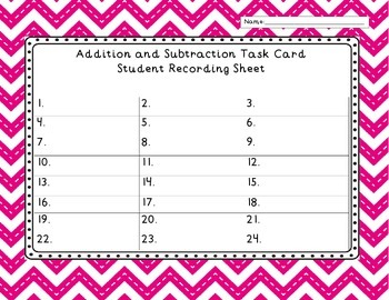 4th Grade Multi-Step Word Problems: Addition and Subtraction