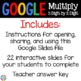 4th Grade Multiplication 2-Digit by 2-Digit Numbers {4.NBT.5} - Google Classroom