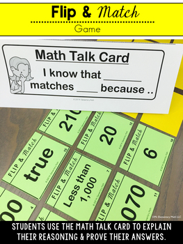 Multiplication Games and Centers 4th Grade