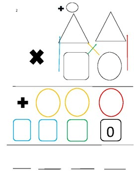 4th Grade Multiplication Graphic Organizer Bundle