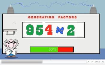 4th Grade Multiplication Machine