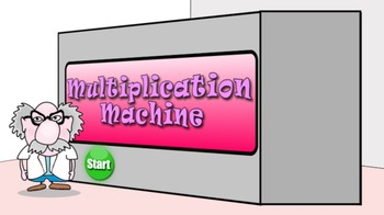 4th Grade Multiplication Machine