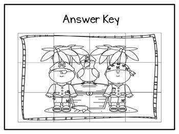 4th Grade Multiplication: Solve, Snip & Stick: TEKS 4.4d; CCSS: 4.NBT.B.5