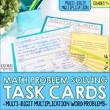 4th Grade Muti-Digit Multiplication Word Problem Solving M