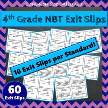 4th Grade NBT Math Bundle: 4th Grade NBT Curriculum MEGA Bundle: 4th Grade Math