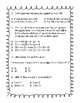 4th Grade NBT & OA Review with Answer Key