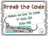 4th Grade NBT Review Game