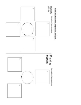 4th Grade NG Life Science Chapter 2 Test