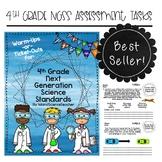 4th Grade NGSS Assessment Tasks