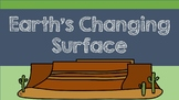 4th Grade NGSS Earth's Changing Surface Bundle