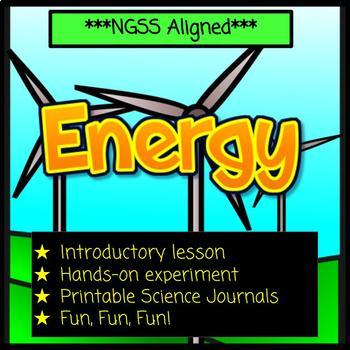Energy **NGSS Aligned**