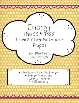 4th Grade NGSS Energy Unit with Readings, Experiments, and Assessments!