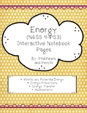 4th Grade NGSS Energy Unit with Readings, Experiments, and