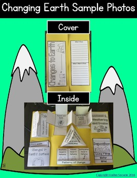 Interactive Science Notebook Bundle for 4th Grade NGSS