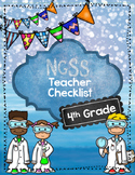 4th Grade NGSS Standards