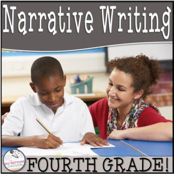 4th Grade Narrative Writer's Checklist