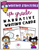 4th Grade Narrative Writing Strategy Cards
