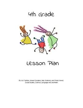4th Grade Native American Interdisciplinary Lesson Plans