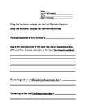 4th Grade New York Alternative Assessment ELA Standard RL4.7- Compare & Contrast