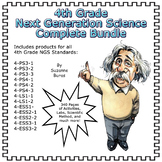 4th Grade Next Generation Science Complete Bundle