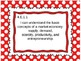 "4th Grade North Carolina Social Studies Essential Standards ""I can"" Statements"