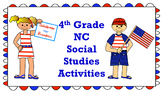 4th Grade North Carolina State Government Activities