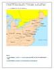 4th Grade Northeast Region Social Studies Geography Assessment or Pretest