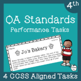 Performance Task ~ OA Standards Assessments ~ 4th Grade Math